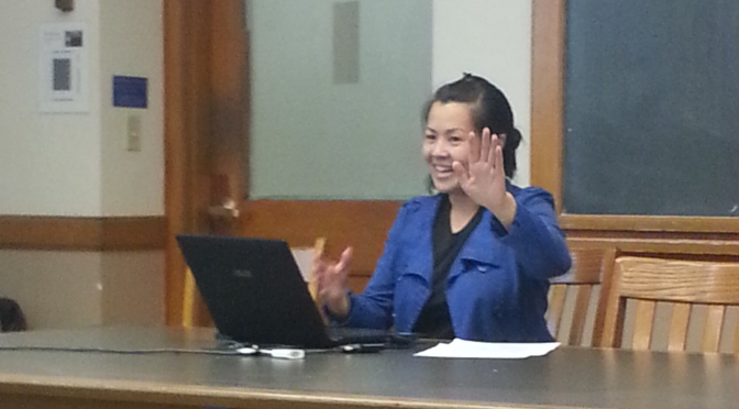 [AAPIHRG-D] The 6 C's: Presentation Strategies featuring Nga Bui!