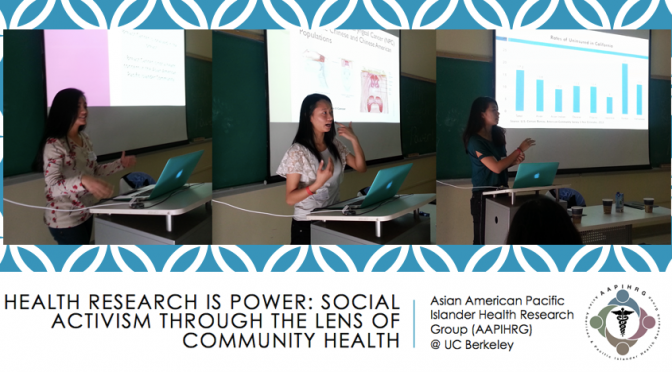 AAPIHRG @ APPIICON 2015