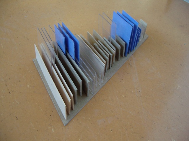 Architecture at berkeley for Architectural concept models