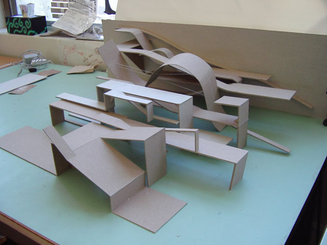 Architecture at berkeley page 3 for Conceptual model architecture