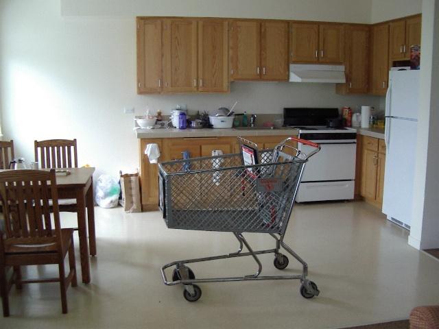 this is our splendiferous kitchen