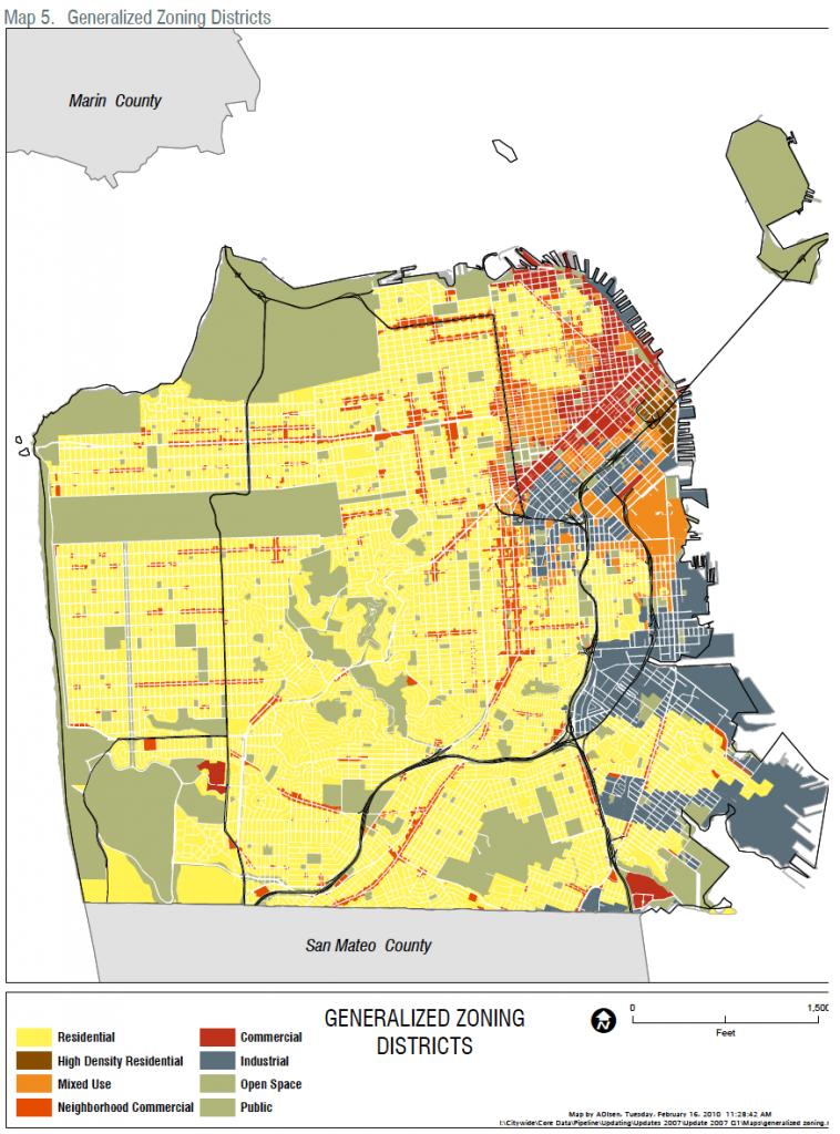 Mapping Residential Development in San Francisco Brian Goggin