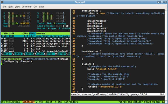 tmux - a very simple beginner's guide
