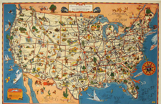 Cultural Analysis Volume 9 2010 Mapping America Re Creating In - Cultural-map-of-the-us