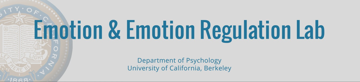 Emotion & Emotion Regulation Lab