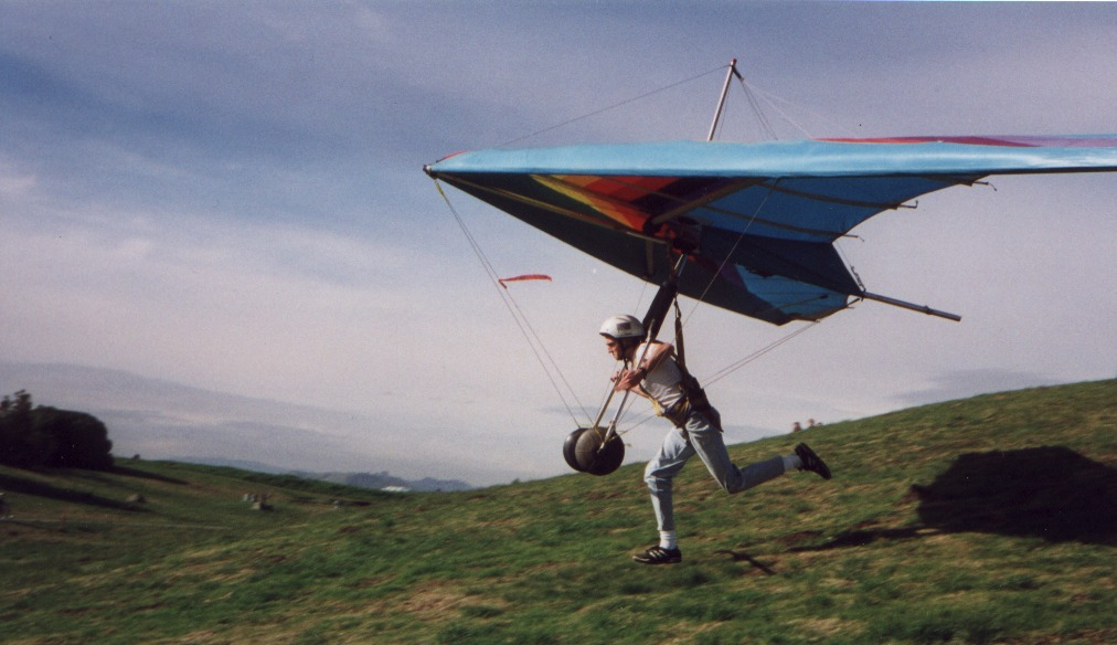 Tobin S Hang Gliding Pictures