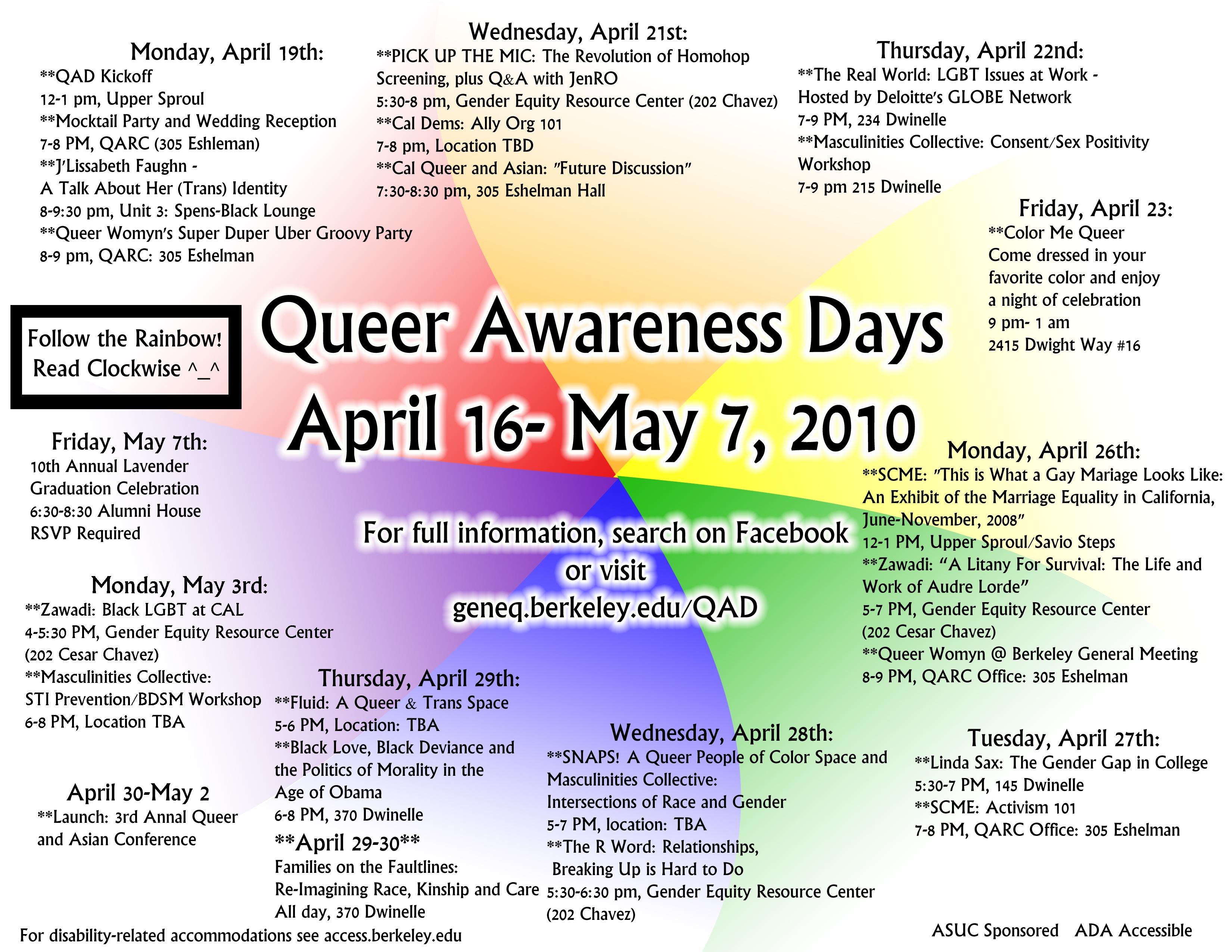 QAD  Calendar