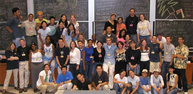 Welcome to Virtual CalSO for Berkeley-Haas Transfer Students!