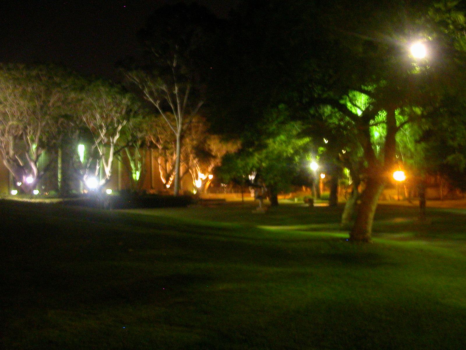 ucla campus at night - photo #44
