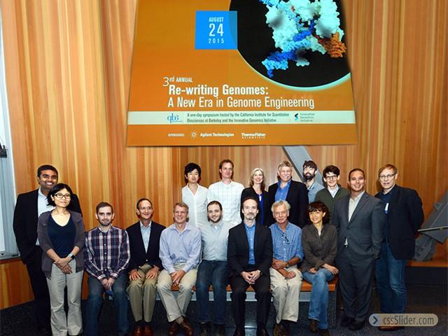Re-writing Genomes Symposium Kunitoshi Chiba