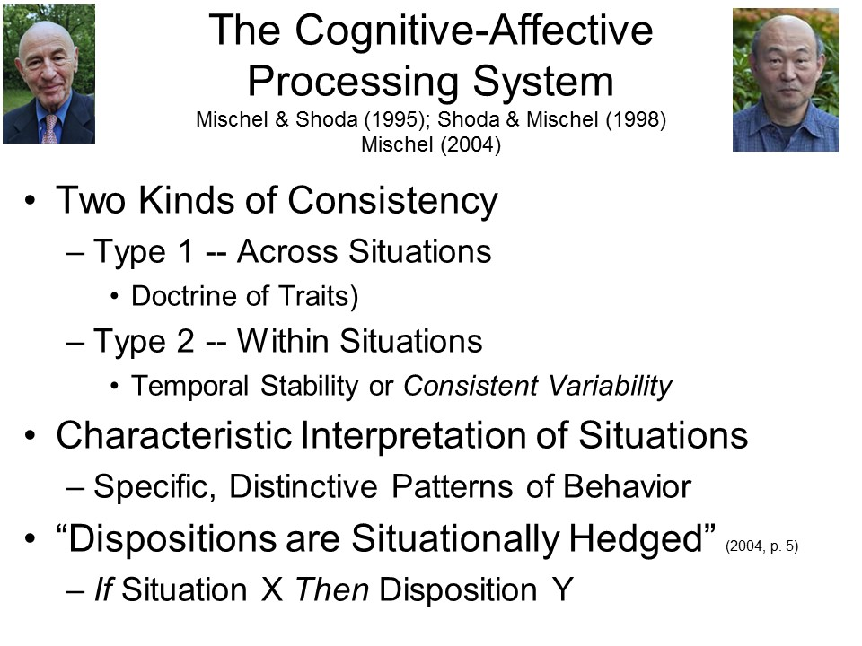 choosing between mischel and rotters explaining personality Contemporaryperspectives on personality  we also have a hand in choosing  rotter wasbridging behavioral and cognitive psychologyrotters view was.