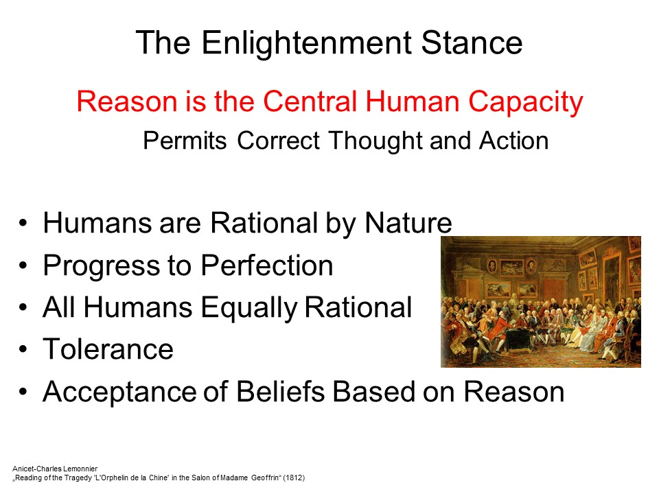 Voltaire View On Human Nature
