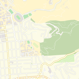 Berkeley Bicycle Level of Stress Map