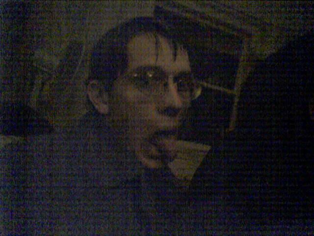 alan, also in the dark