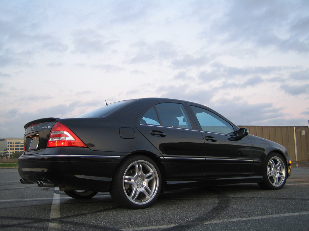 Official w203 c32 c55 amg pictures sticky page 4 for 2006 mercedes benz c55 amg
