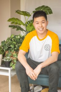 Ben Vo: Co-Operations Chair