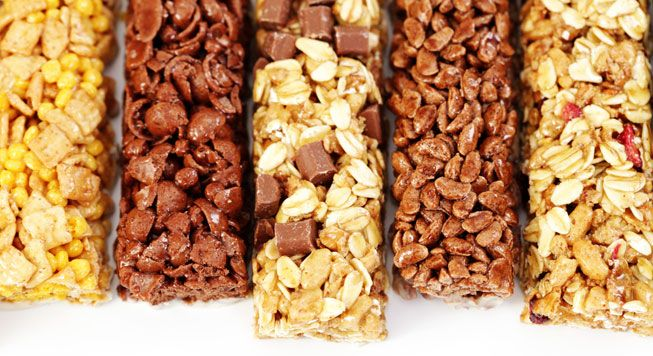 What's in an Energy Bar: Common Food Additives and Their Safety