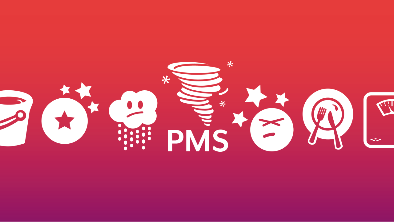 Your PMS is What You Eat