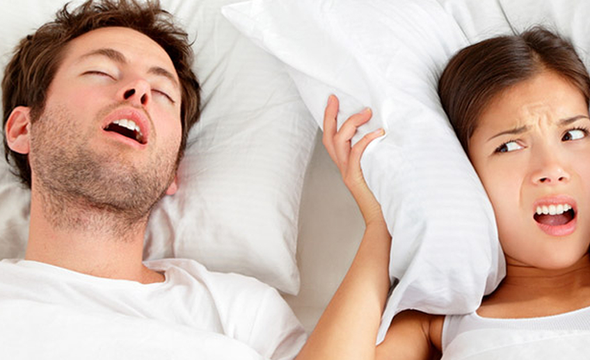 Serious Snoring Symptoms