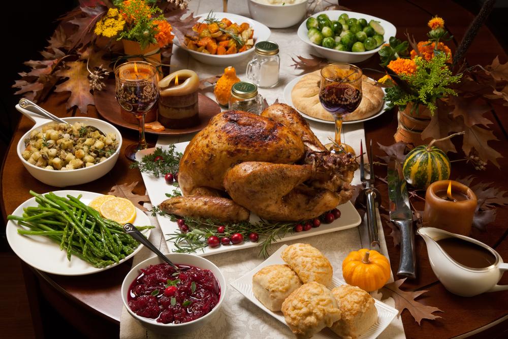Thanksgiving Pigout Survival Guide