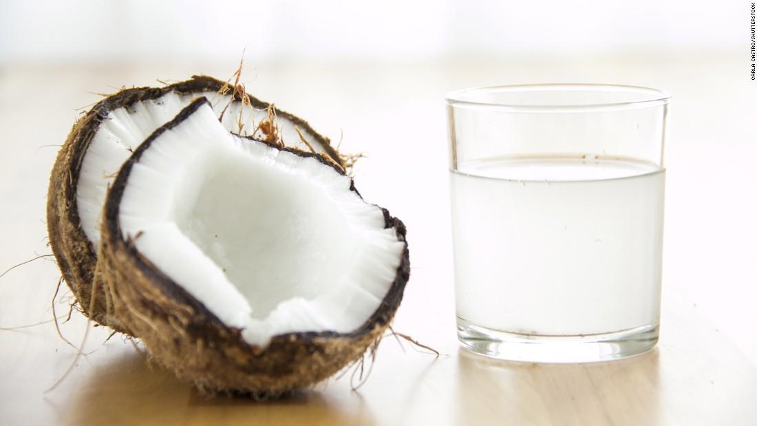 The Coconut Water Craze