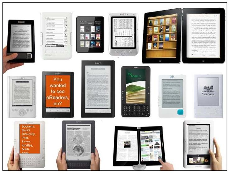 E-Readers Increasing Reading Comprehension, Deterring Dyslexia