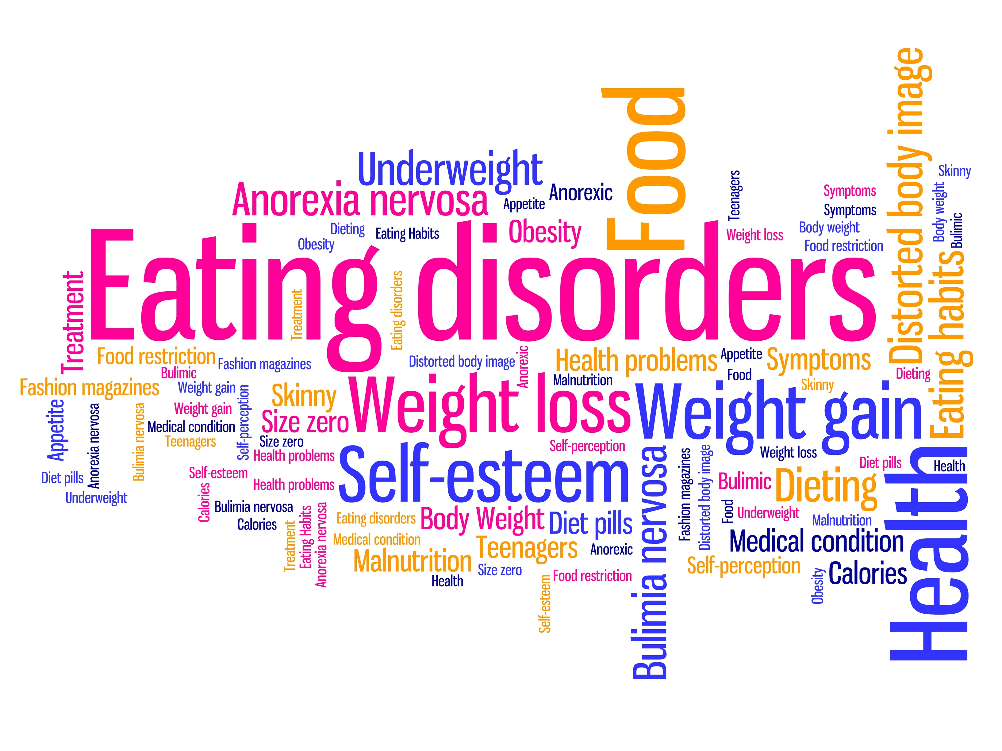 Hookup a man with an eating disorder