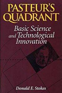 Pasteur's Quadrant book cover