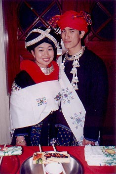 The Wedding Of Sinh May Saelee